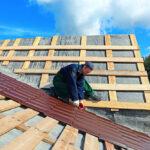 Saiba o que pode causar manchas nas telhas metálicas