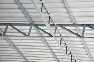 telhado com telha multidobra