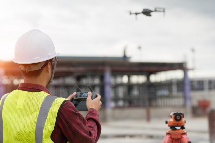Fique por dentro de 7 formas de usar drones na construção civil