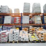 Aprenda a fazer a armazenagem de materiais de construção corretamente