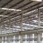 Conheça as vantagens do uso de telhas translúcidas em barracões