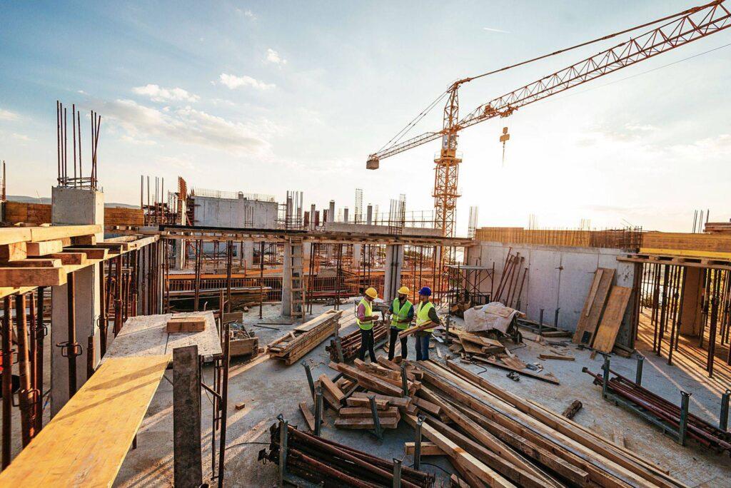 concreto armado na construção civil