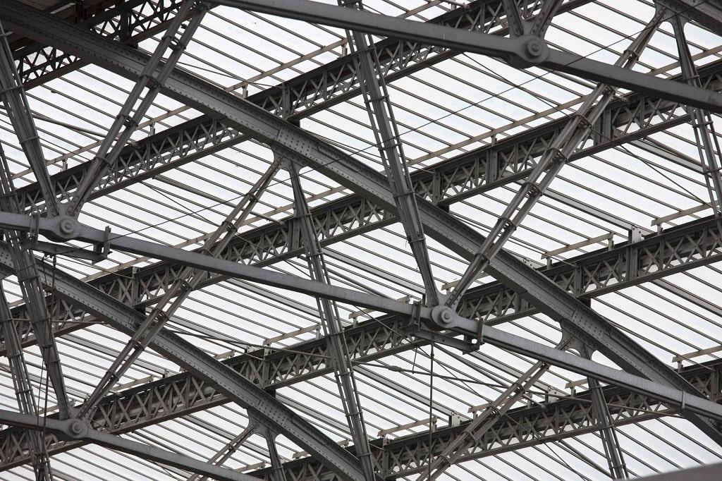 telha de aço baixo de carbono