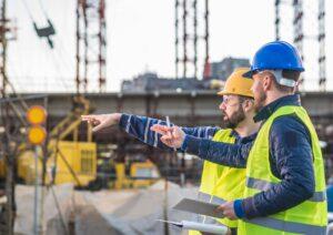 mercado de construção civil