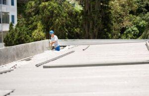 telhados embutidos