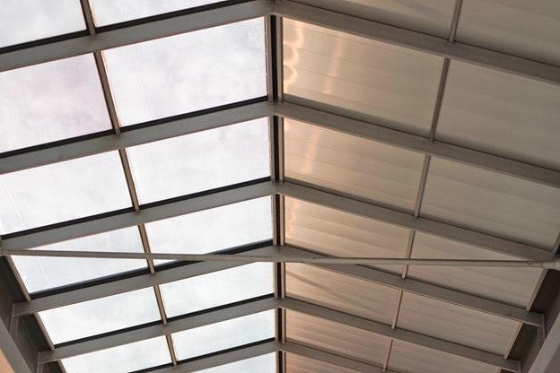 telhas translúcidas